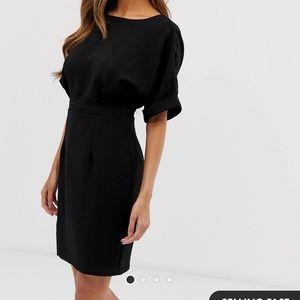 ASOS Black Mini Dress 0